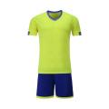 2017 soccer jersey new model design high quality wholesale kids football uniform