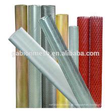 Venda quente de PVC revestido de malhas de arame e fábrica profissional