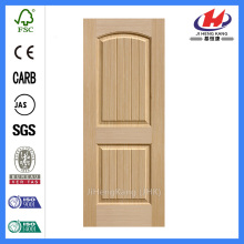 *JHK-S04 Light Oak Doors Internal Flush Interior Door Veneer Kitchen Door Skin