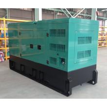 Famoso proveedor 3 fase 128kw / 160kVA generador silencioso CUMMINS (6BTAA5.9-G12) (GDC160 * S)