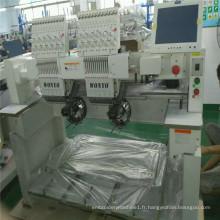 Nouvelle machine de broderie informatisée pour Cap, plat, T-shirt, broderie de vêtement Chine prix