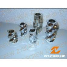 Elemente Schrauben Segmented Barrel Twin Schraubenelemente Segmented Barrel