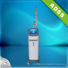 Portable CO2 Fractional Laser RF Tube Vaginal Rejuvenation Machine Made in Beijng