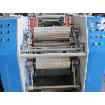 FTRW-500 Stretch Film Rewinding Machine