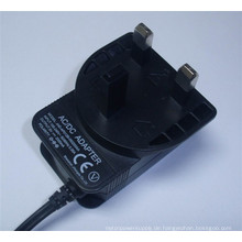 Wandhalterung UK Plug Power Adapter