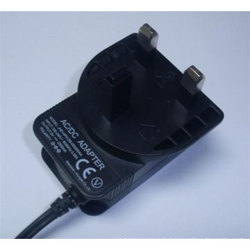 Wall Mount UK Plug Power Adapter