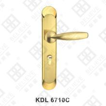 Gold Plated Door Lock (KDL 6710C)
