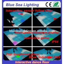 Дискотека свадебный свет белый дешевый светодиодный танцпол для продажи