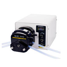 Food Machinery Equipment Multichannel Peristaltic Pump