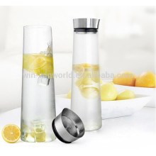 Hot Selling High Quality Water Pitcher Ice Tea Pitchers With Stainless Steel Infuser Lid