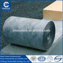 Polymer PP and PE waterproof membrane underlayment