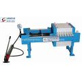 Prensa de filtro de presión automática Zhejiang Longyuan X400