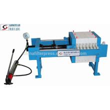 Filtro prensa de pressão Zhejiang Longyuan X400