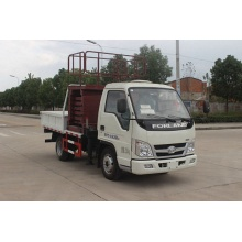 New Foton mobile double scissor lift table truck