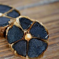 Additive-free Foods Black Garlic With Long Shelf Life