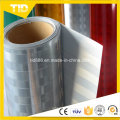 Solid White Retroreflective Tape Comply with Type V for Trailer