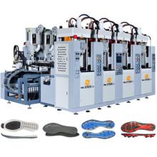 TPR / PVC Shoe Sole Making Machine