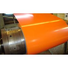 Bobines d'acier de couleur orange pour la construction de toit (SC-003)