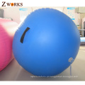 Designed scientifically PVC material air rollers inflatable gymnastics
