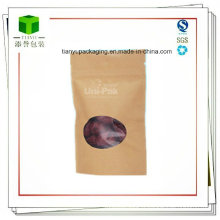 Food Grade Paper Snack Food Packaging Sacs pour noix
