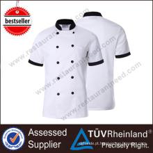 2017 Cozinha Moderna Cozinha Cook Chef Uniform Fabric