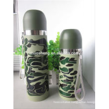 Classical shape high quality material stainless steel bullet vacuum flask