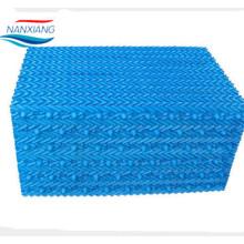 feuille rigide en plastique noire de PVC de thermoform pour des remplissages de tour de refroidissement