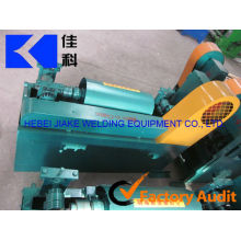 galvanized mesh wire straightening and cutting machine