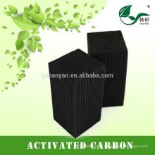 Hanyan coconut honeycomb activated carbon market price