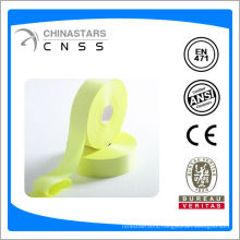 Yellow High Visibility Reflective Tape