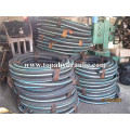 Flexible hydraulic fittings hydraulic pump water hose