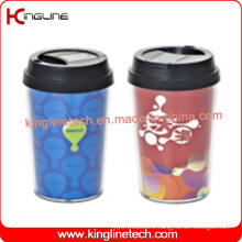 360ml double wall cup (KL-SC045)