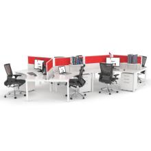 Orizeal modern modular office desk,office height adjustable workstation,Workstation desk(OZ-ODKS058D-3)
