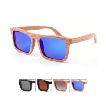 Óculos de sol promocionais baratos feitos sob encomenda de bambu