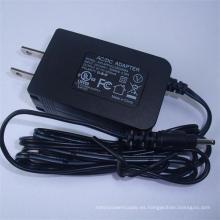Adaptador de corriente externo 12V 1A