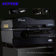Máquina multifuncional de la prensa del calor de la sublimación 3D Vacuume