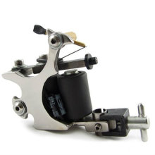 10 coil wrap handmade tattoo machine