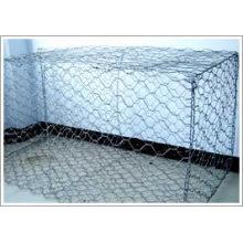 Hot Selling Gabion Box (verzinkt oder PVC beschichtet)