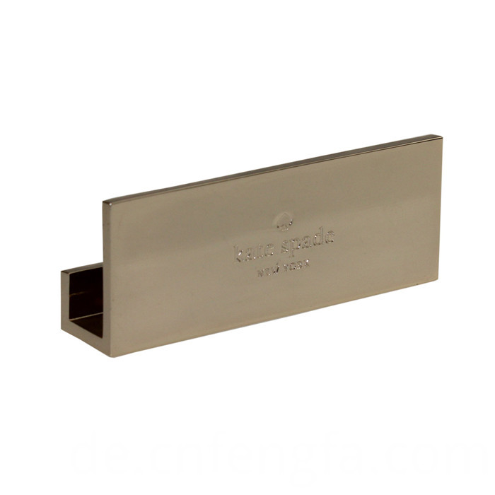 Hot sale zinc alloy business card holder