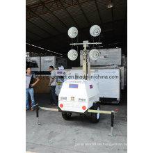 T500 Serie Mobile Light Tower Generator Set / Diesel Generator Set / Diesel Generator Set / Genset / Diesel Genset
