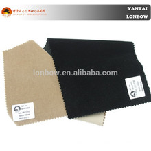 cream color popular stretch satin cotton lycra velvet fabrics