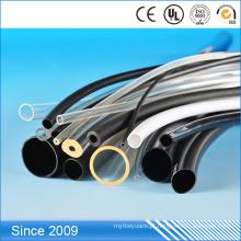 Tubo flexível da proteção do cabo do PVC, tubulação clara do PVC de 8mm OD