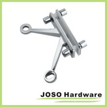 Punto fijo de acero inoxidable de vidrio araña de la pared de montaje SPD4005