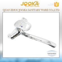 Zinc alloy main body grohe handle 3 way kitchen sink tap mixer
