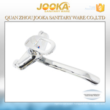 Zinc alloy main body grohe handle 3 way kitchen sink tap mixer
