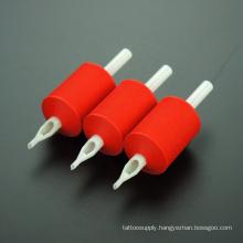30mm Diamond Sterilized Tattoo Grip Disposable Tattoo Tube