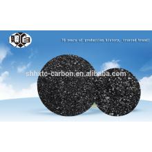 Reutilización de agua Cáscara de nuez carbón activado