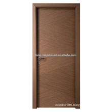 Various veneered flush single door design