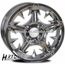 HRTC jwl via roues en aluminium 14 pouces