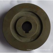 Aluminium-Grundplattenteile für die Maschine